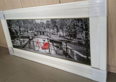 Amsterdam - Red Bicycle
