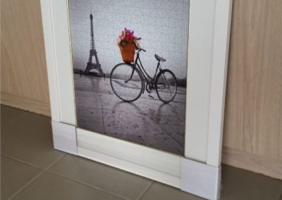 Romantic Paris Bicycle